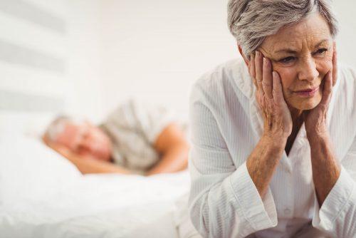 Trastornos del sueño en los mayores
