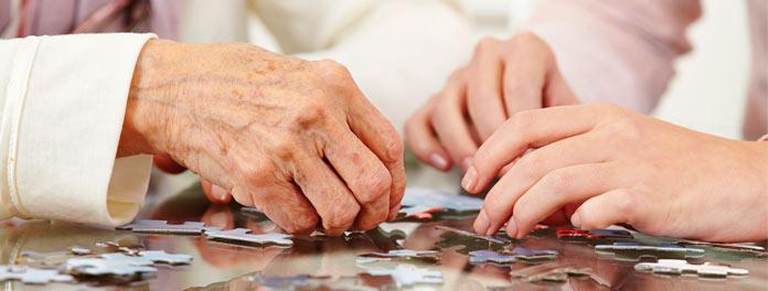 ¿Cómo cuidar a las personas mayores con demencia?