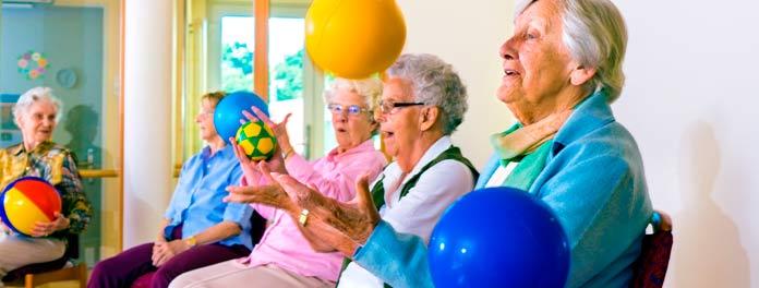 Ejercicios para personas mayores que mejoran su calidad de vida