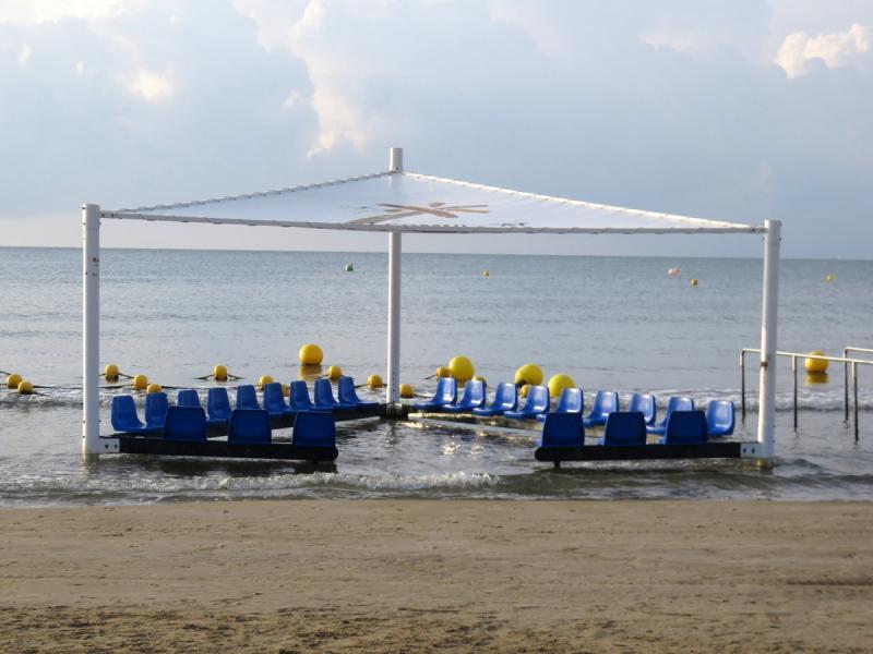 Playas accesibles en Valencia