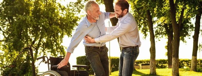 11 consejos para mover a una persona mayor o con movilidad reducida