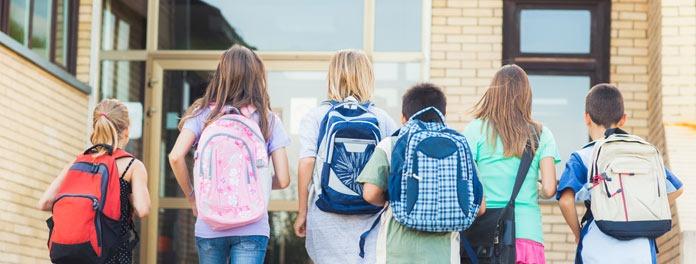 La Vuelta al Cole para niños con diversidad funcional