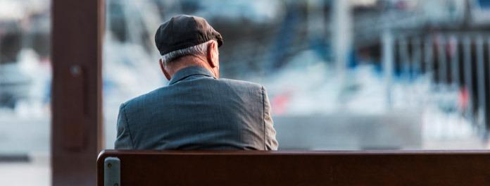 La soledad en mayores: un mal cada vez más frecuente