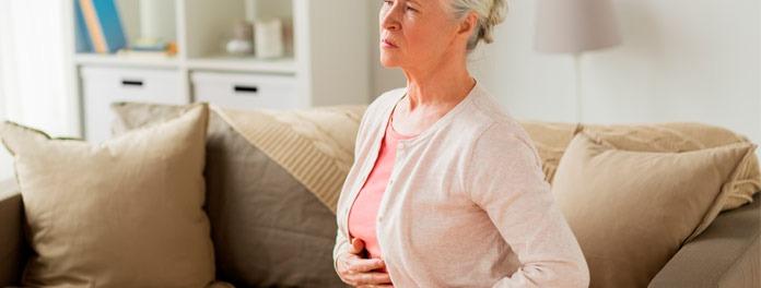 Intolerancia a la lactosa en personas mayores
