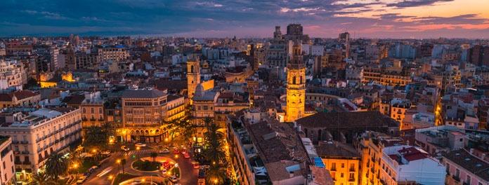 7 sitios accesibles en Valencia para pasar una gran noche