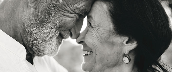 Cómo es el amor en personas mayores y por qué es positivo